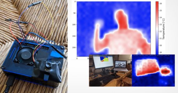 How to Build Your Own Thermal Camera With a Raspberry Pi