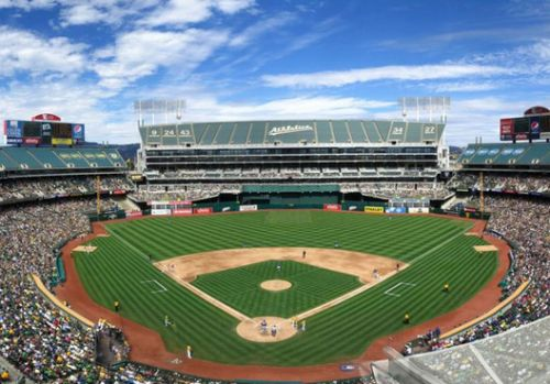 BIG, Gensler, and James Corner Field Operations to Design Oakland Athletics Baseball Stadium