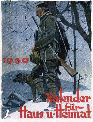 The Posters of Ludwig Hohlwein