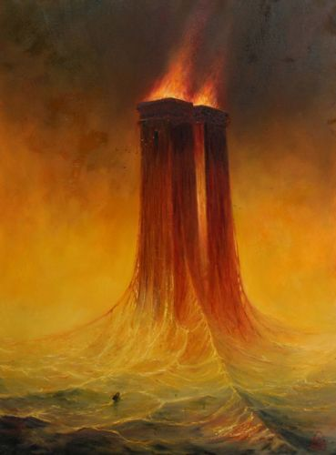 Surreal Paintings by Mariusz Lewandowski Mariusz Lewandowski was