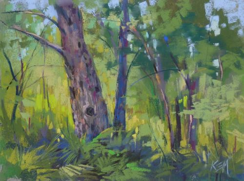 When to Use Local Color for an Underpainting