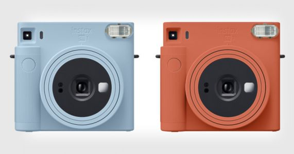 Fuji Unveils Instax Square SQ1 Instant Camera and Two New Film Varieties