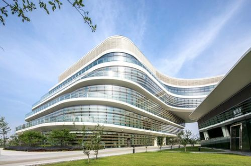 Huawei Nanjing Research & Development Center / AECOM