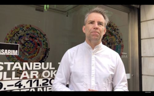 """""""A School of Schools"""": Interview with Jan Boelen, Curator of the 4th Istanbul Design Biennial"""