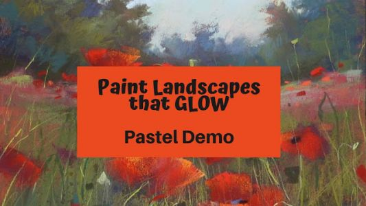 New Video Release: How to Paint Landscapes that Glow