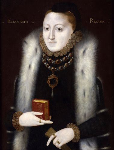 Queen Elizabeth I - New Year's Gifts 1561-1562