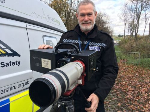Britain's Biggest Speed Camera Uses a Canon 100-400mm Lens