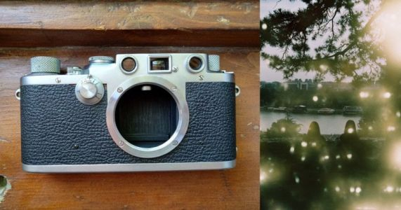 Etherial Images From A Broken Leica Camera