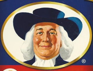 Updating the Quaker Oats Man