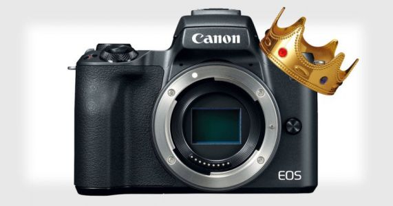 Canon is Already 1 in Mirrorless Cameras in Japan