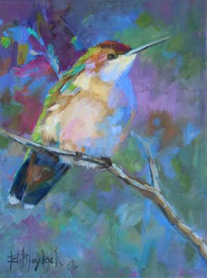 SWEET HUMMINGBIRD BY Elizabeth Blaylock