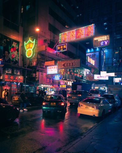 The Neon Archives: An Exploration of Hong Kong's Fading Neon Landscape