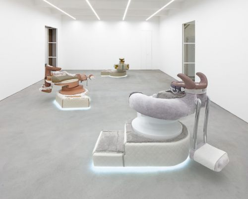 Report from Berlin: Anna Uddenberg at Kraupa-Tuskany Zeidler
