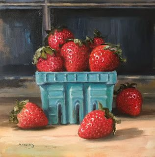 Fresh Strawberries - SOLD