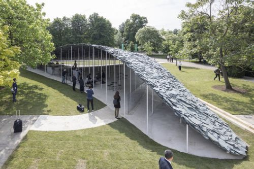 Step Inside a 360° Virtual Tour of the Serpentine Pavilion