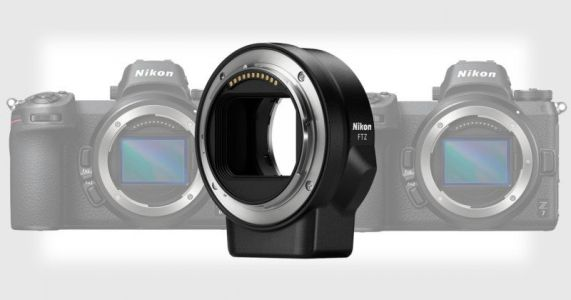 Nikon Now Includes the $250 FTZ Lens Adapter for Free with the Z6 and Z7