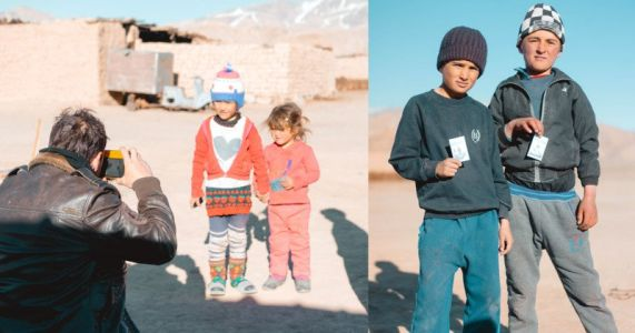 I Brought an Instant Camera to One of the Most Remote Villages in the World