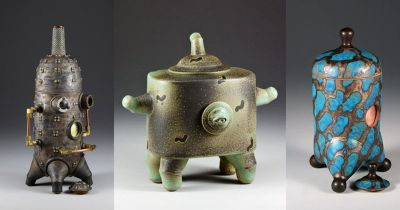 This Potter Creates Working Cameras Out of Clay