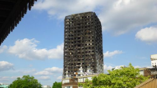 Adjaye Associates Among Team of Designers To Create Strategy for Grenfell Estate