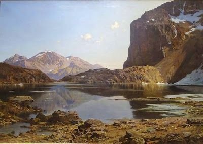 Should you paint landscapes from photos?