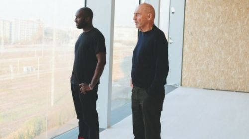 Rem Koolhaas and Virgil Abloh Discuss Consumerism, IKEA and Millennial Design