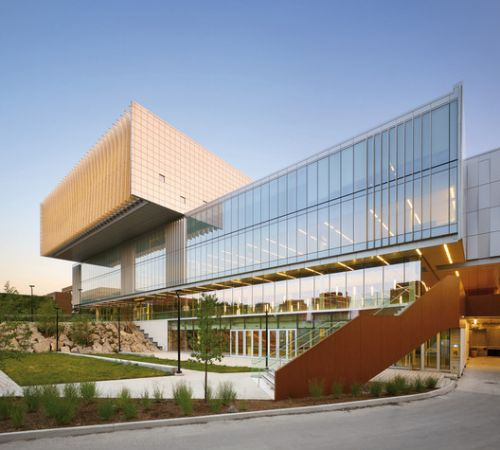 York University Student Centre / CannonDesign