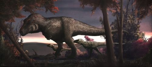 Paleoart Addendum: An Interview with Mark Witton