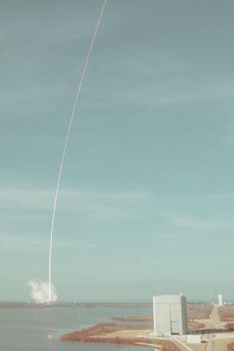 Rocket to Nowhere