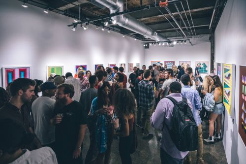 Coverage: Red Bull Arts Detroit Group Exhibition