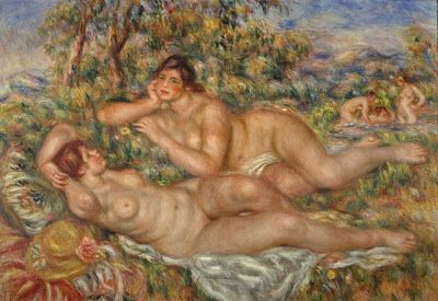 Renoir: The Body, The Senses and Ida O'Keeffe: Escaping Georgia's Shadow at The Clark