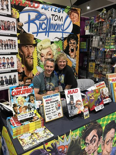 Remaining 2018 Comic-Cons Appearances