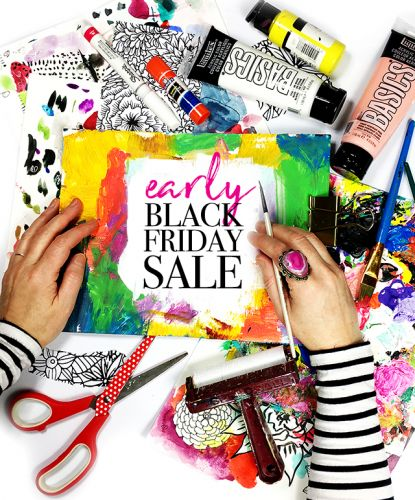Early black friday SALE starts today!