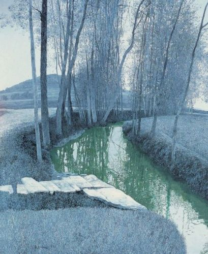Selected works by Wang Long Sheng, aChinese contemporary