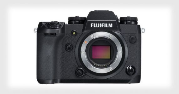 Fujifilm Unveils the X-H1: 4K Video and In-Body Stabilization