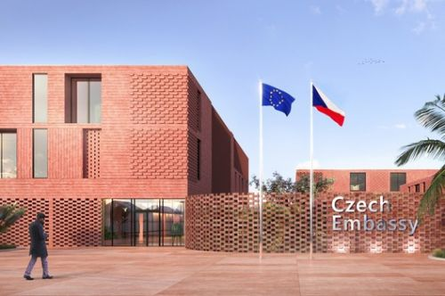 Inspireli Announces Winning Designs for Czech Embassy in Ethiopia