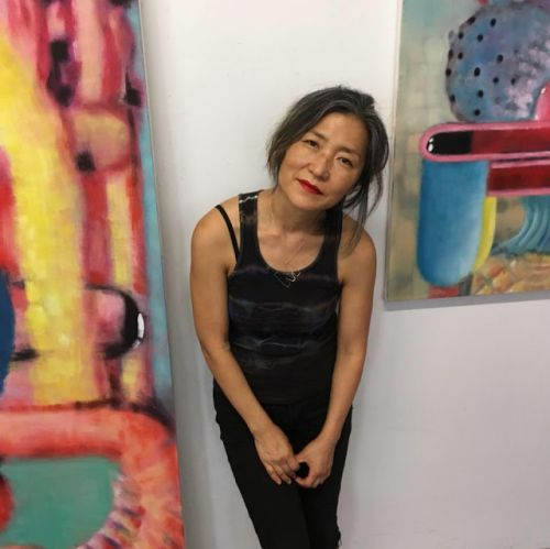 Mie Yim: Sfumato at Ground Floor Gallery