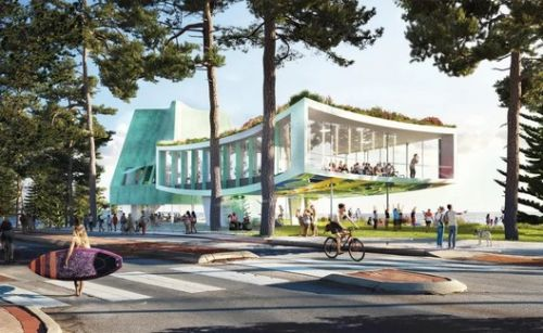Four Finalists Selected for Cottesloe Beach Pavilion in Australia