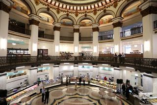 Let's Sketch Heinen's of Downtown Cleveland