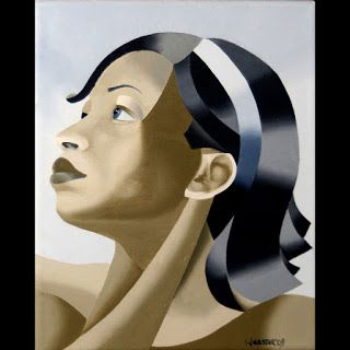 Mark Webster - The Bronze Age Abstract Oil Painting Series 1