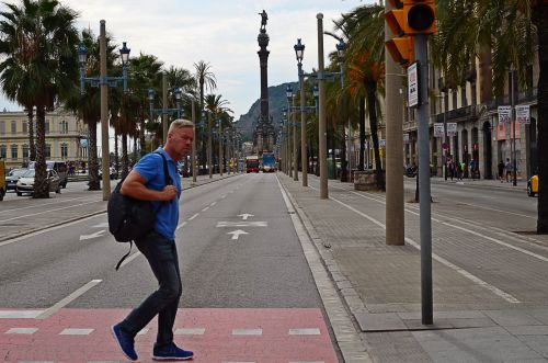 Passeig de Colom and Moll de la Fusta: The New Waterfront of Barcelona