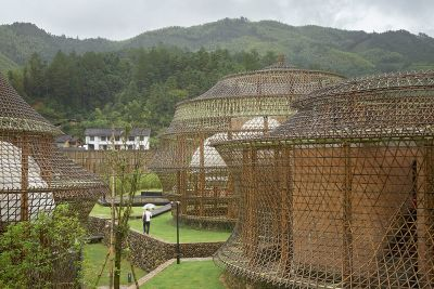 The First Annual International Bamboo Architectural Biennale Explores Material's Use in Contemporary Design