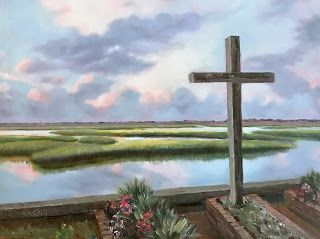 Murrells Inlet Cross - Sold