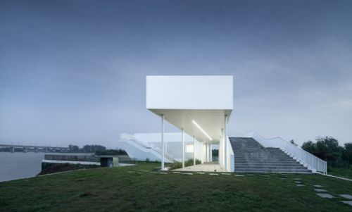 Lianhuadang Tourist Center / SEU-ARC + Nanjing Concord Design & Engineerings