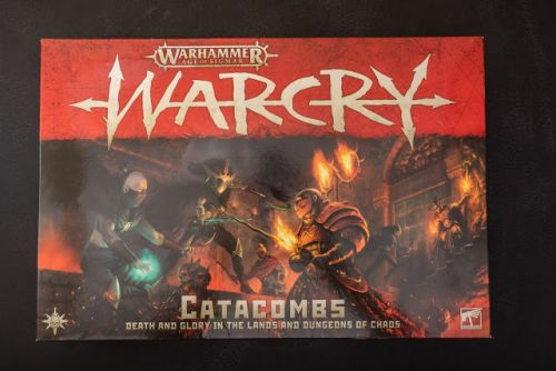 Review: Warcry Catacombs