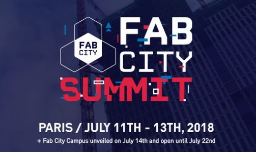 Fab City Summit Paris 2018