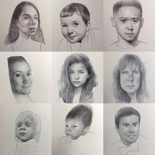 June Portrait Challenge