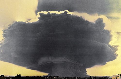 On this day in 1980, Mount St. Helens
