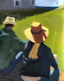 """Hat Paintings"""