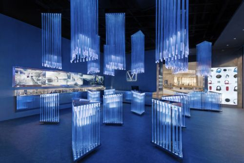 IMV Digital Products Retail Store / dongqi Architects