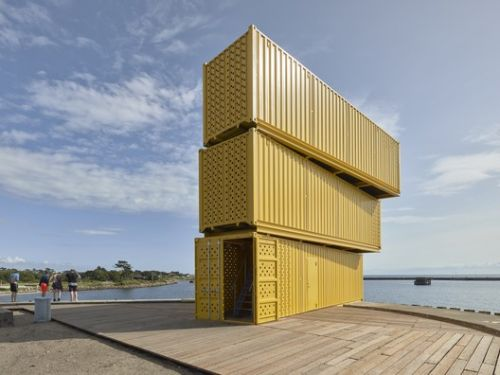 Water Sports Center Halsskov / Sweco Architects